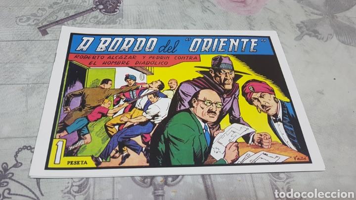 Tebeos: LOTE DE 10 CÓMIC DE ROBERTO ALCÁZAR Y PEDRIN - Foto 8 - 190076865