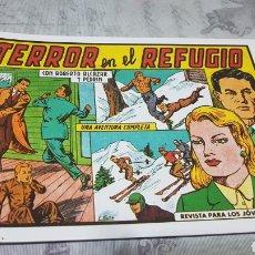 Tebeos: LOTE DE 10 CÓMIC DE ROBERTO ALCÁZAR Y PEDRIN. Lote 190078152