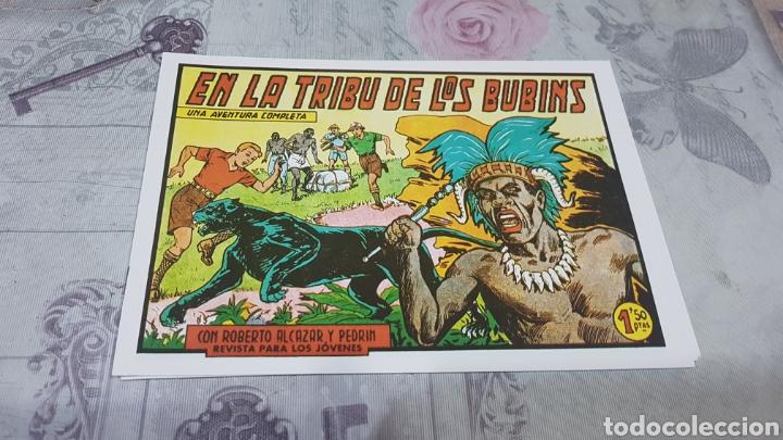 Tebeos: LOTE DE 5 CÓMIC DE ROBERTO ALCÁZAR Y PEDRIN - Foto 3 - 190078825