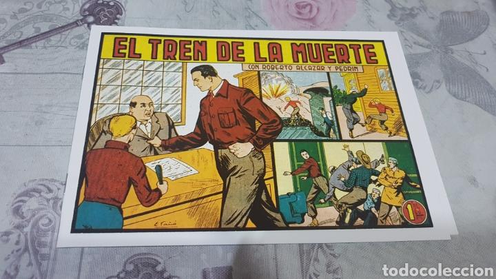 Tebeos: LOTE DE 5 CÓMIC DE ROBERTO ALCÁZAR Y PEDRIN - Foto 4 - 190078825
