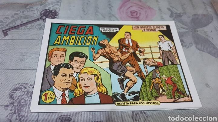 LOTE DE 5 CÓMIC DE ROBERTO ALCÁZAR Y PEDRIN (Tebeos y Comics - Valenciana - Roberto Alcázar y Pedrín)