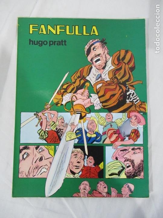 FANFULLA - HUGO PRATT - COL. PILOTO Nº 6 VALENCIANA (Tebeos y Comics - Valenciana - Otros)