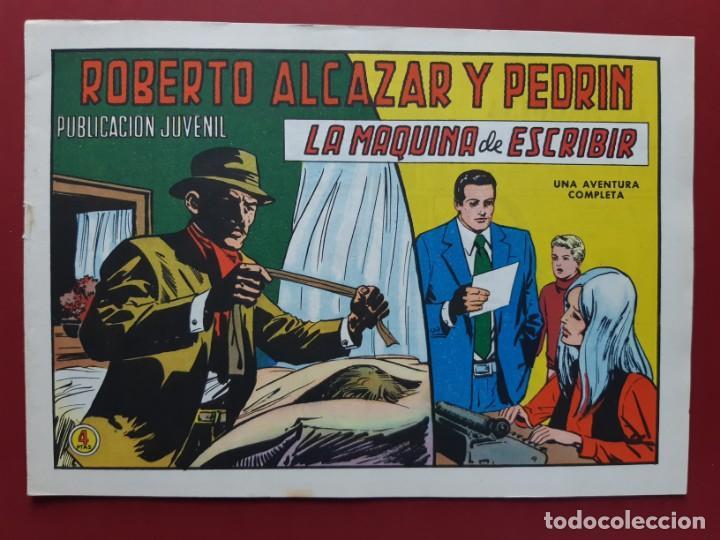 ROBERTO ALCAZAR Y PEDRIN Nº 1121 EXCELENTE ESTADO ORIGINAL VER FOTOS (Tebeos y Comics - Valenciana - Roberto Alcázar y Pedrín)
