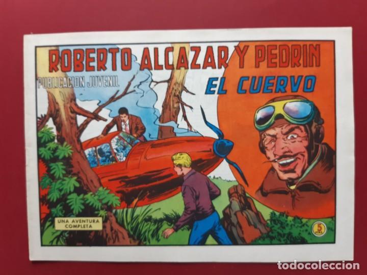 ROBERTO ALCAZAR Y PEDRIN Nº 1130 EXCELENTE ESTADO ORIGINAL VER FOTOS (Tebeos y Comics - Valenciana - Roberto Alcázar y Pedrín)