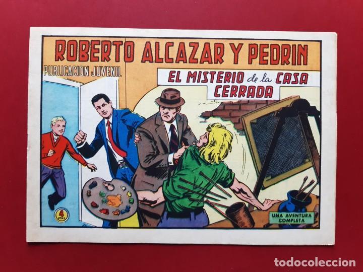 ROBERTO ALCAZAR Y PEDRIN Nº 1125 EXCELENTE ESTADO ORIGINAL VER FOTOS (Tebeos y Comics - Valenciana - Roberto Alcázar y Pedrín)