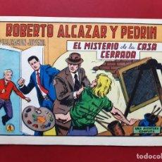 Tebeos: ROBERTO ALCAZAR Y PEDRIN Nº 1125 EXCELENTE ESTADO ORIGINAL VER FOTOS. Lote 190238213