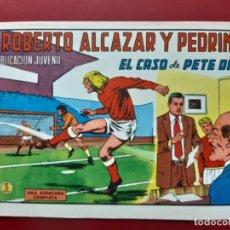 Tebeos: ROBERTO ALCAZAR Y PEDRIN Nº 1128 EXCELENTE ESTADO ORIGINAL VER FOTOS. Lote 190238400