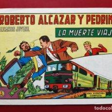 Tebeos: ROBERTO ALCAZAR Y PEDRIN Nº 1129 EXCELENTE ESTADO ORIGINAL VER FOTOS. Lote 190238518