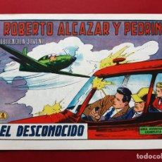 Tebeos: ROBERTO ALCAZAR Y PEDRIN Nº 1124 EXCELENTE ESTADO ORIGINAL VER FOTOS. Lote 190238640