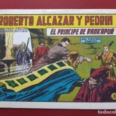 Tebeos: ROBERTO ALCAZAR Y PEDRIN Nº 1106 EXCELENTE ESTADO ORIGINAL VER FOTOS. Lote 190238946