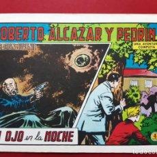 Tebeos: ROBERTO ALCAZAR Y PEDRIN Nº 1105 EXCELENTE ESTADO ORIGINAL VER FOTOS. Lote 190239033