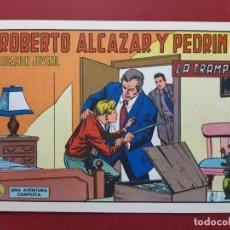 Tebeos: ROBERTO ALCAZAR Y PEDRIN-Nº1115--EXCELENTE ESTADO-ORIGINAL-VER FOTOS. Lote 190239272