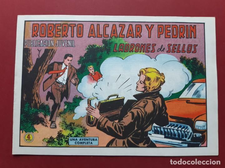 ROBERTO ALCAZAR Y PEDRIN Nº 1120 EXCELENTE ESTADO ORIGINAL VER FOTOS (Tebeos y Comics - Valenciana - Roberto Alcázar y Pedrín)