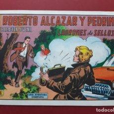 Tebeos: ROBERTO ALCAZAR Y PEDRIN Nº 1120 EXCELENTE ESTADO ORIGINAL VER FOTOS. Lote 190239343