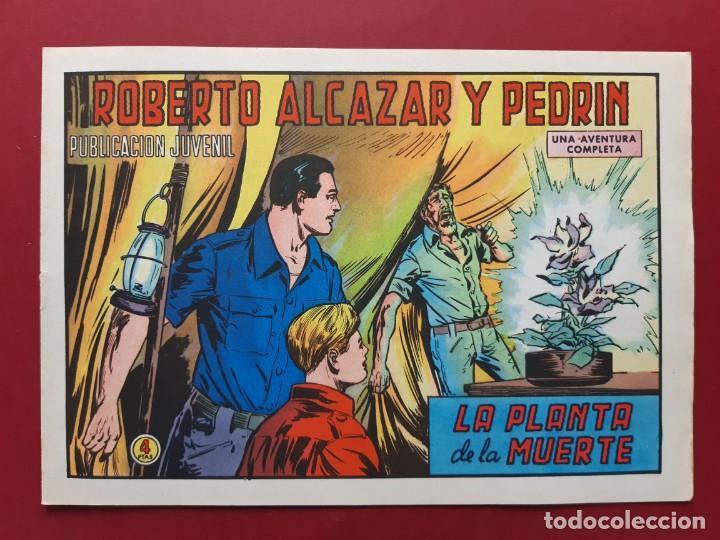 ROBERTO ALCAZAR Y PEDRIN Nº 1113 EXCELENTE ESTADO ORIGINAL VER FOTOS (Tebeos y Comics - Valenciana - Roberto Alcázar y Pedrín)