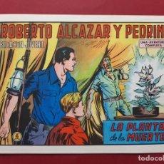 Tebeos: ROBERTO ALCAZAR Y PEDRIN Nº 1113 EXCELENTE ESTADO ORIGINAL VER FOTOS. Lote 190239450