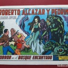 Tebeos: ROBERTO ALCAZAR Y PEDRIN Nº 1132 EXCELENTE ESTADO ORIGINAL VER FOTOS. Lote 190240531