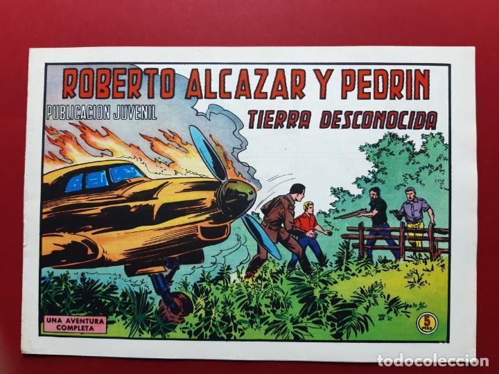 ROBERTO ALCAZAR Y PEDRIN Nº 1134 EXCELENTE ESTADO ORIGINAL VER FOTOS (Tebeos y Comics - Valenciana - Roberto Alcázar y Pedrín)