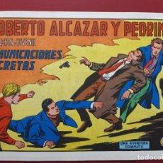 Tebeos: ROBERTO ALCAZAR Y PEDRIN Nº 1138 EXCELENTE ESTADO ORIGINAL VER FOTOS. Lote 190240751