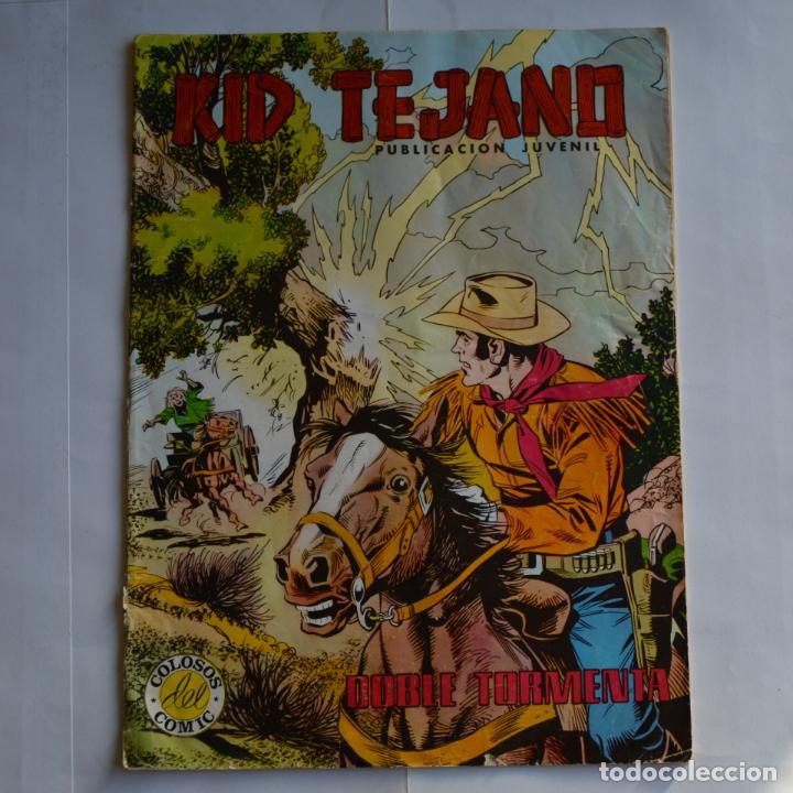 KID TEJANO, Nº 20. VALENCIANA, 1980. LITERACOMIC. C2 (Tebeos y Comics - Valenciana - Colosos del Comic)