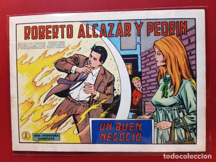ROBERTO ALCAZAR Y PEDRIN Nº 1038 EXCELENTE ESTADO VER FOTOS (Tebeos y Comics - Valenciana - Roberto Alcázar y Pedrín)