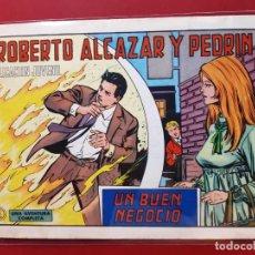 Tebeos: ROBERTO ALCAZAR Y PEDRIN Nº 1038 EXCELENTE ESTADO VER FOTOS. Lote 190369228