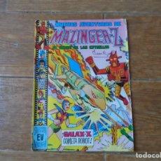 Tebeos: NUEVAS AVENTURAS DE MAZINGER - Z , Nº 26 EDITORIAL VALENCIANA. Lote 190524262