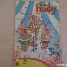 Giornalini: SUPER PUMBY Nº 10. EDITA VALENCIANA 1958. Lote 190549863
