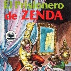 Tebeos: LIBROS GRÁFICOS - Nº 11 - EL PRISIONERO DE ZENDA-GRAN NÉSTOR LEONIDEZ-1983-FLAMANTE-MUY DIFÍCIL-2898. Lote 190751136