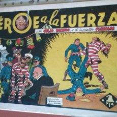 Tebeos: JULIO Y RICARDO Nº 15 - VALENCIANA 1PTA- 1945. Lote 190809395