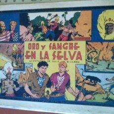 Tebeos: JULIO Y RICARDO Nº 3 - VALENCIANA 1,50 PTA- 1942. Lote 190815371
