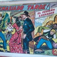 Tebeos: EL PEQUEÑO LUCHADOR Nº 152 - VALENCIANA -NUEVO Y ORIGINAL. Lote 190818128