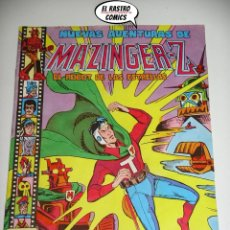 Giornalini: MAZINGER Z Nº 30, NUEVAS AVENTURAS DE, ED. VALENCIANA, AÑO 1979, 6B. Lote 191008530