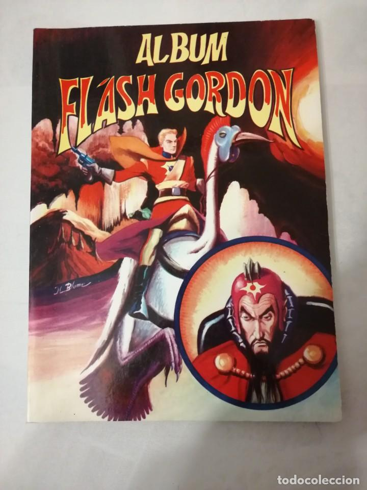 ALBUM FLASH GORDON.TOMO 8. (Tebeos y Comics - Valenciana - Otros)