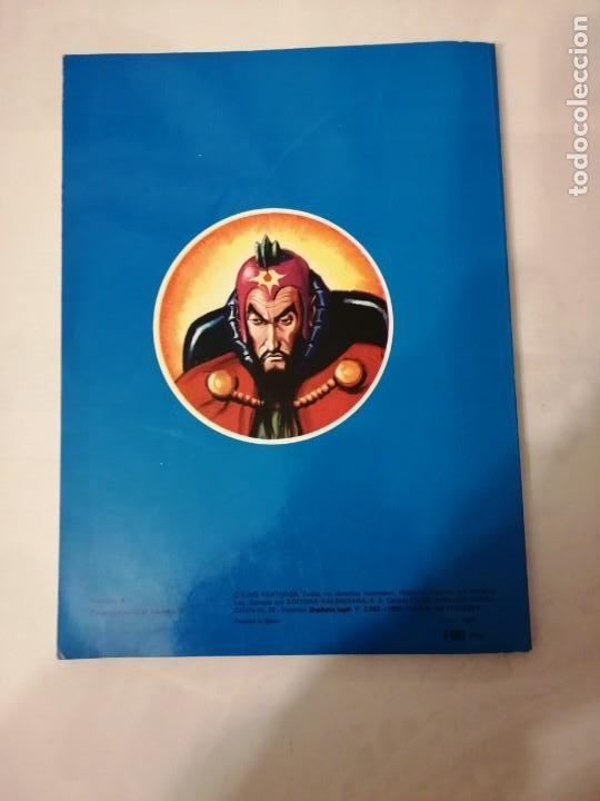 Tebeos: ALBUM FLASH GORDON.TOMO 8. - Foto 2 - 191014088