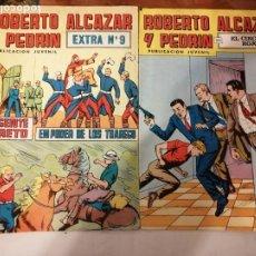 Tebeos: ROBERTO ALCAZAR Y PEDRIN.. Lote 191015593