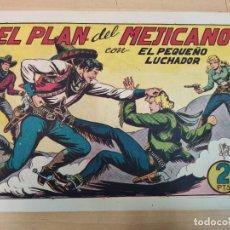 Tebeos: EL PLAN DEL MEJICANO CON EL PEQUEÑO LUCHADOR, Nº 79. Lote 191098350