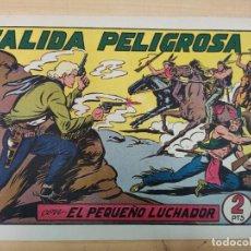 Tebeos: SALIDA PELIGROSA CON EL PEQUEÑO LUCHADOR, Nº 76. Lote 191098561