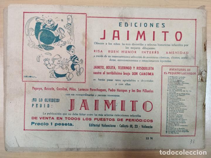 Tebeos: VICTORIA CON EL PEQUEÑO LUCHADOR, Nº 33 - Foto 3 - 191098736