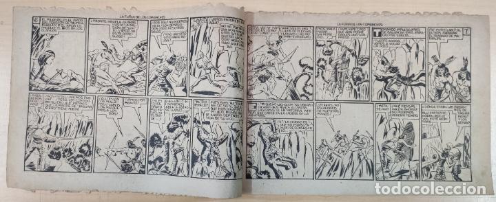 Tebeos: LA FURIA DE LOS COMANCHES CON EL PEQUEÑO LUCHADOR, Nº 32 - Foto 2 - 191100230