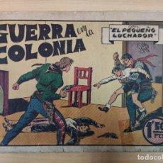 Tebeos: GUERRA EN LA COLONIA CON EL PEQUEÑO LUCHADOR, Nº 8. Lote 191100372
