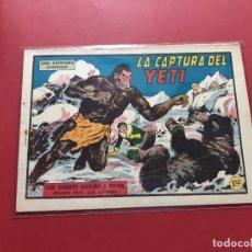 Tebeos: ROBERTO ALCAZAR Y PEDRIN-Nº483-ORIGINAL. Lote 191618103