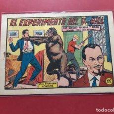 Tebeos: ROBERTO ALCAZAR Y PEDRIN-Nº491-ORIGINAL. Lote 191618308