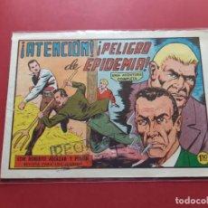 Tebeos: ROBERTO ALCAZAR Y PEDRIN-Nº514-ORIGINAL. Lote 191620112
