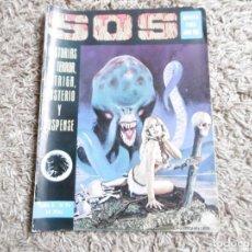 Tebeos: COMIC SOS Nº26 FEBRERO 1976 EDIVAL VALENCIANA. Lote 191634420