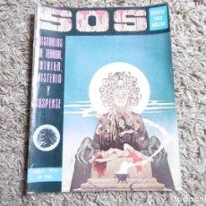 Tebeos: COMIC SOS Nº17 OCTUBRE 1975 EDIVAL VALENCIANA. Lote 191634623
