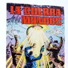 Tebeos: LA GUERRA DE LOS MUNDOS 1. LA GRAN AMENAZA (H. G. WELLS / KARPA) VALENCIANA, 1979. OFRT. Lote 191638985