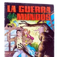Tebeos: LA GUERRA DE LOS MUNDOS 3. LA INVASIÓN (H. G. WELLS / KARPA) VALENCIANA, 1979. OFRT. Lote 191638988