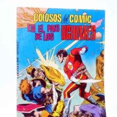 Tebeos: COLOSOS DEL COMIC 163. LUCHADORES DEL ESPACIO 2 (G.H. WHITE / MATÍAS ALONSO) VALENCIANA, 1980. OFRT. Lote 206465733