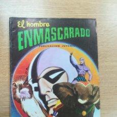 Tebeos: EL HOMBRE ENMASCARADO (COLOSOS DEL COMIC) #9. Lote 191735162